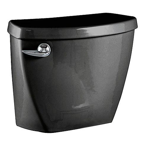 American Standard Cadet 3 6 LPF 1.6 GPF Réservoir de toilette à chasse unique uniquement en noir