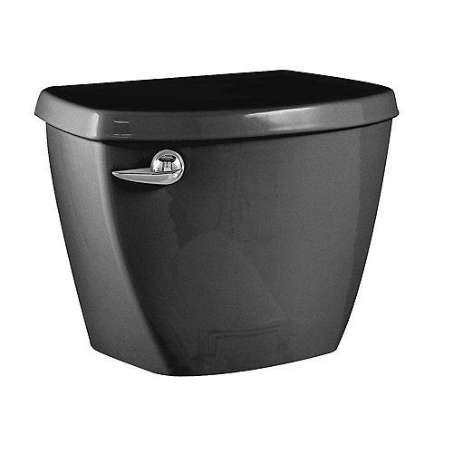 American Standard Cadet 3 1.6 GPF Réservoir de toilette à chasse unique uniquement en noir