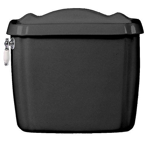 American Standard Répertoire 1.6 GPF Réservoir de toilette à chasse unique uniquement en noir