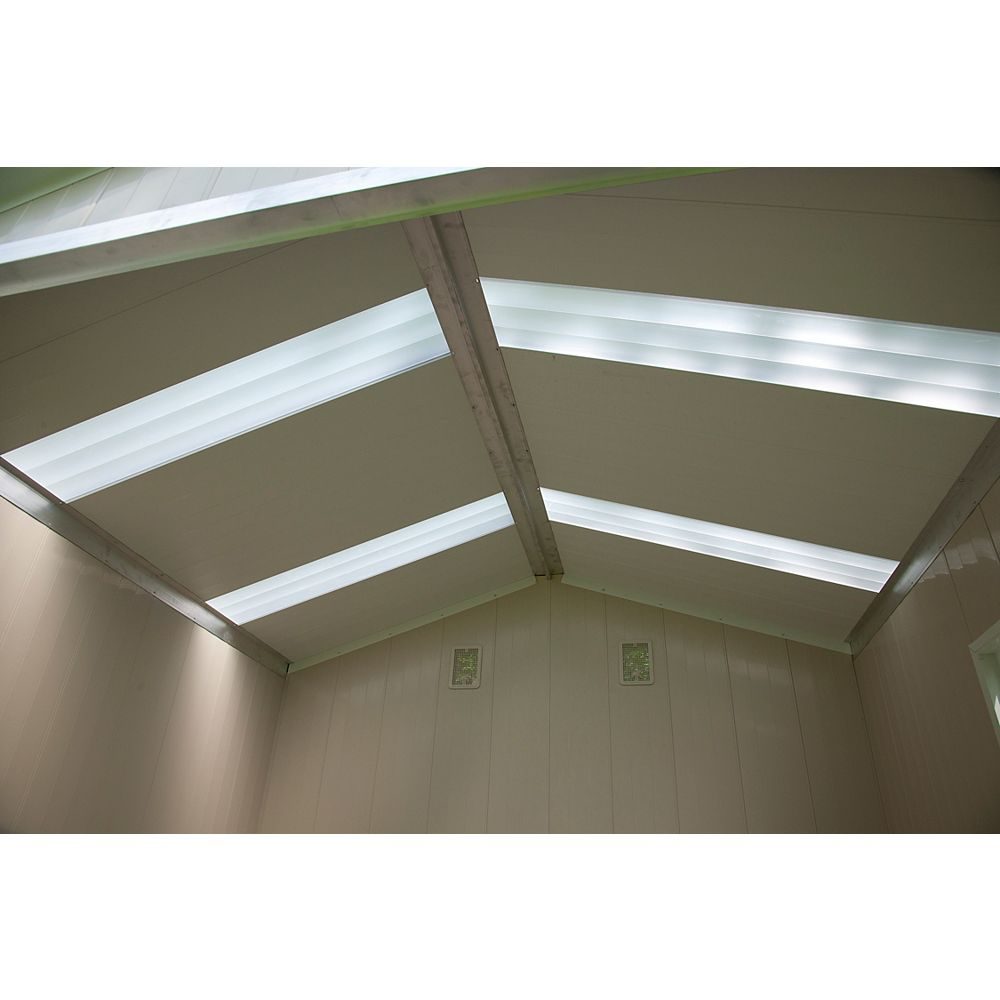 Vision Translucent Skylight Panel Kit for  S9580 Shed