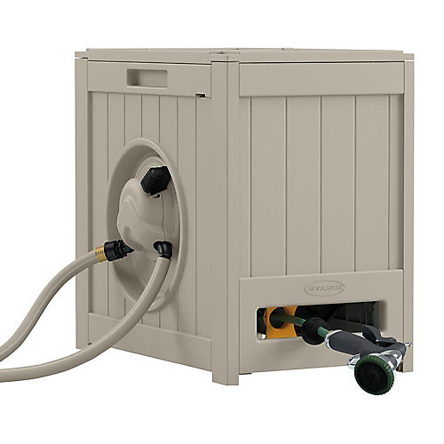 Dévidoir de tuyau auto-enrouleur Hydro Power Auto Rewind™  –  38 m