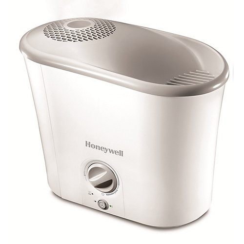 Honeywell Top-Fill Warm Mist Humidifier for Medium Sized Room, 1.3-Gallon