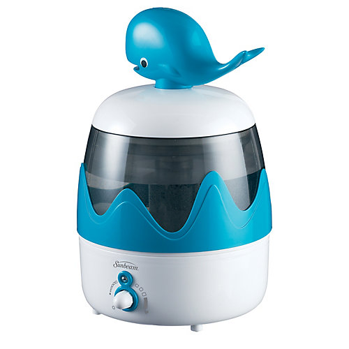 Ultrasonic Whale Humidifier