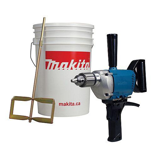Makita Drill W/ Bucket & Mixer