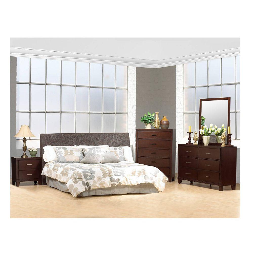 Worldwide Homefurnishings Inc. Gabriel Headboard - King