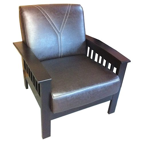 Wooden Sofa - 1 Seater