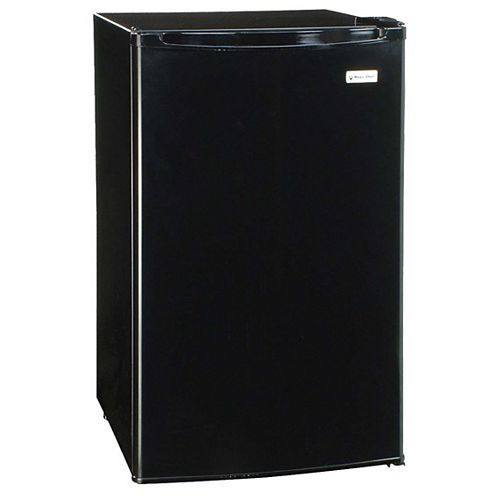4.4 cu. ft. Refrigerator in Black