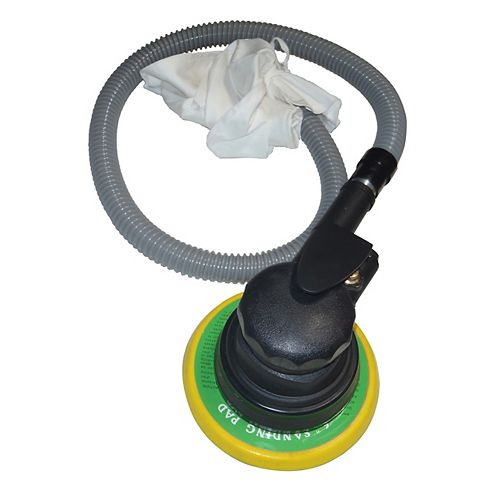 1006  Composite Orbital Air Sander with 6 Inch Pad