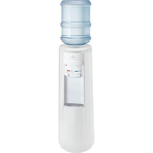 Distributeur Vitapur blanc avec eau chaude, ambiante et froide - ENERGY STAR®