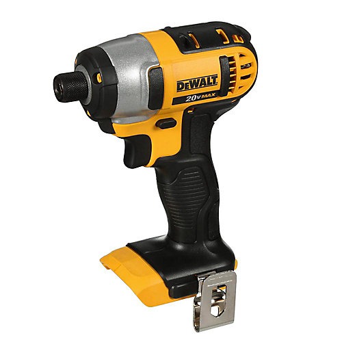 20V MAX Lithium-Ion Cordless 1/4-inch Impact Driver (Tool-Only)