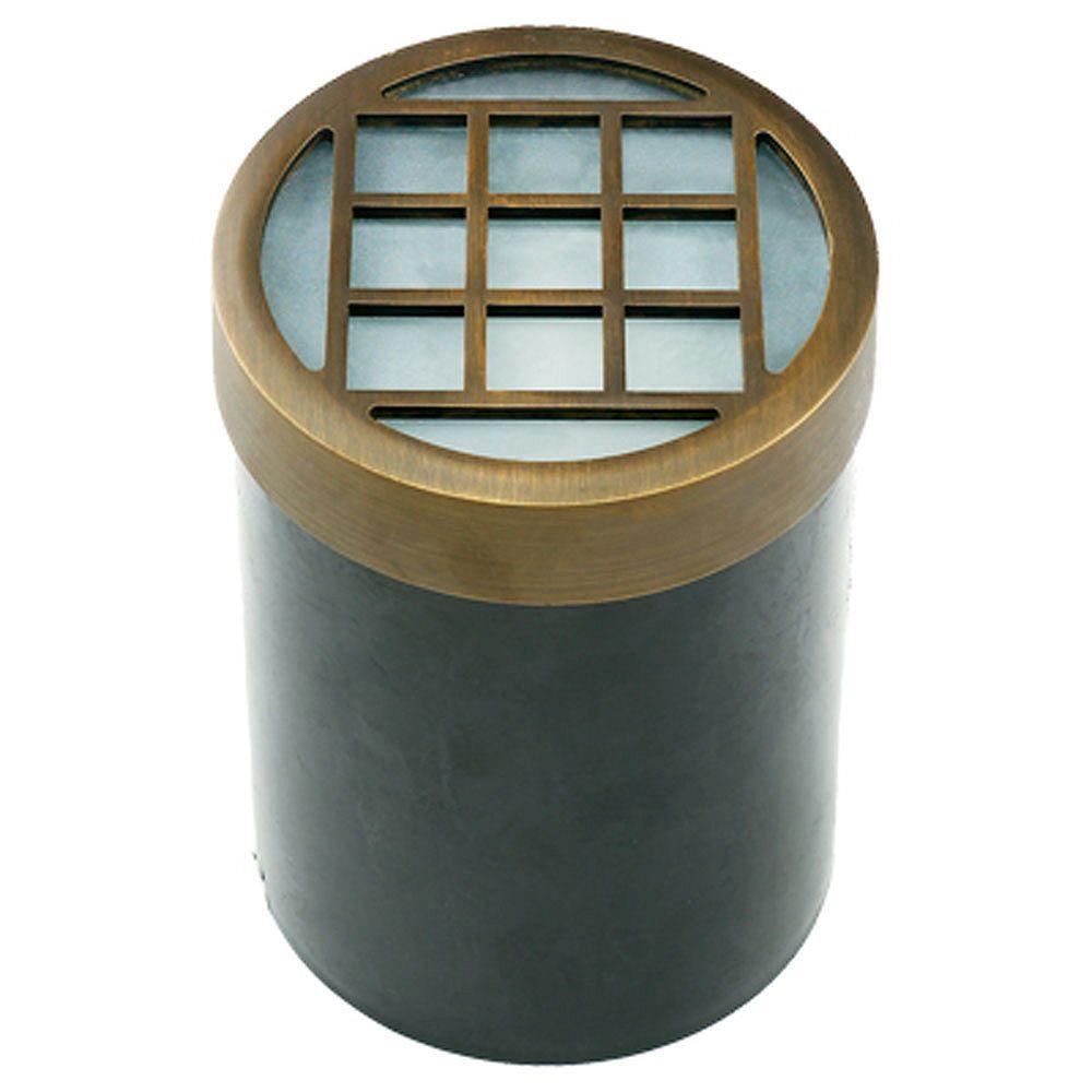 Best Quality 1-lumière Well lumière Antique Bronze Finish