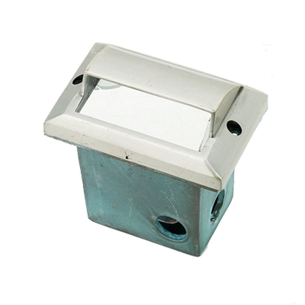 Best Quality 1-Light Surface Mount Step Light Stainless Steel Finish