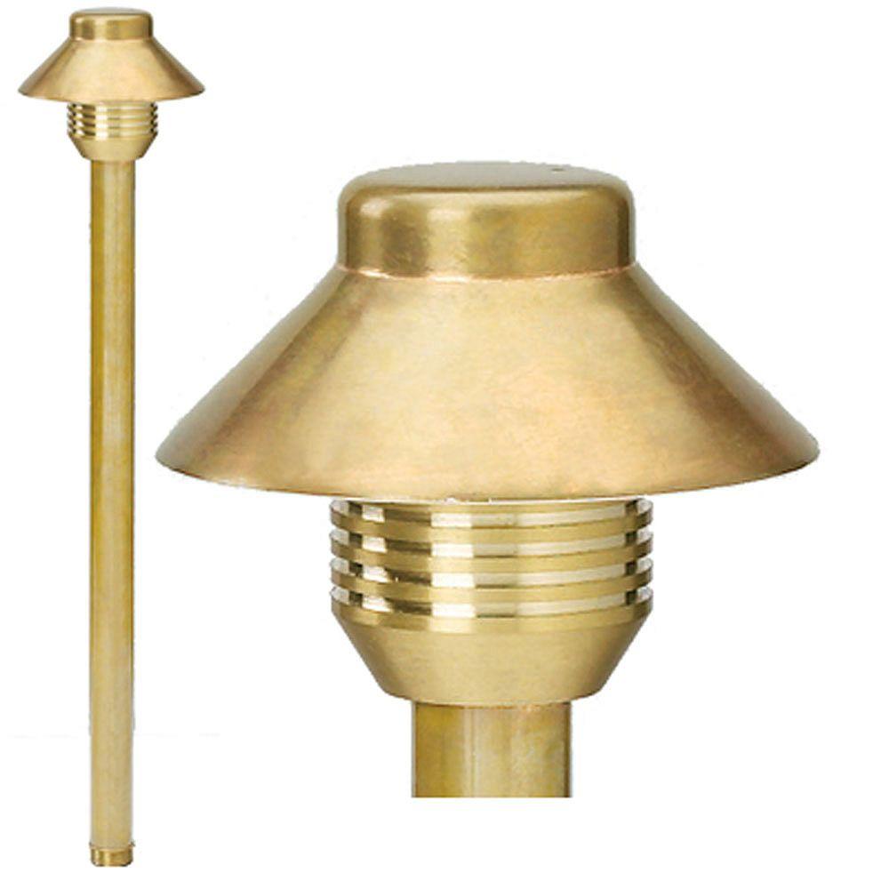 Best Quality 1-Light Path Light Copper Finish
