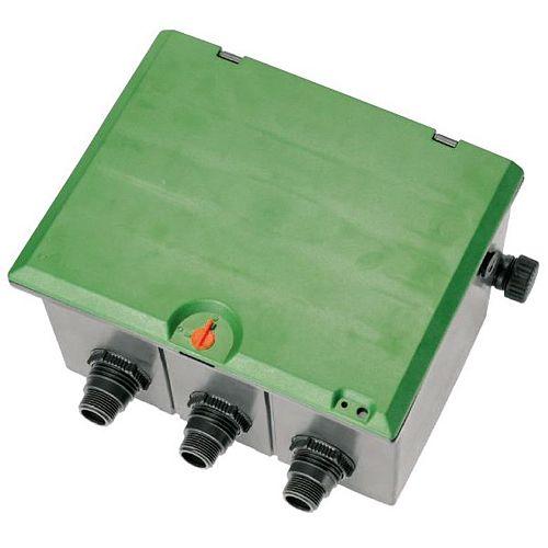 Triple Valve Watering Box