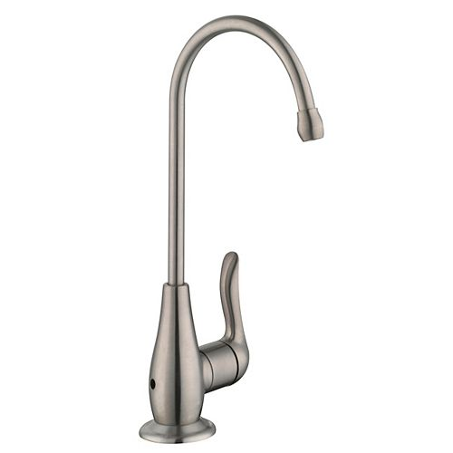 3000 Series Single-Handle Water Filtration Faucet in Stainless Steel