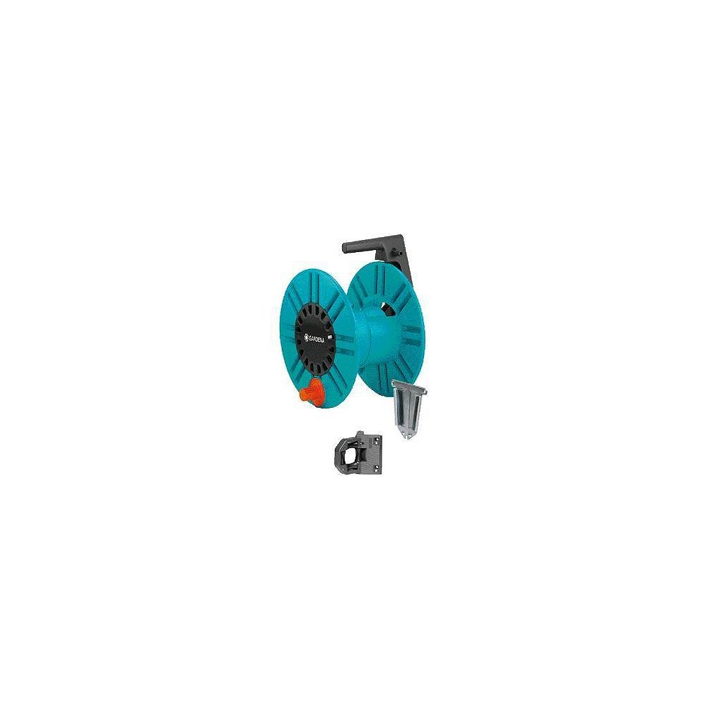 GARDENA Wall-Fixed Hose Reel with Guiding Reel