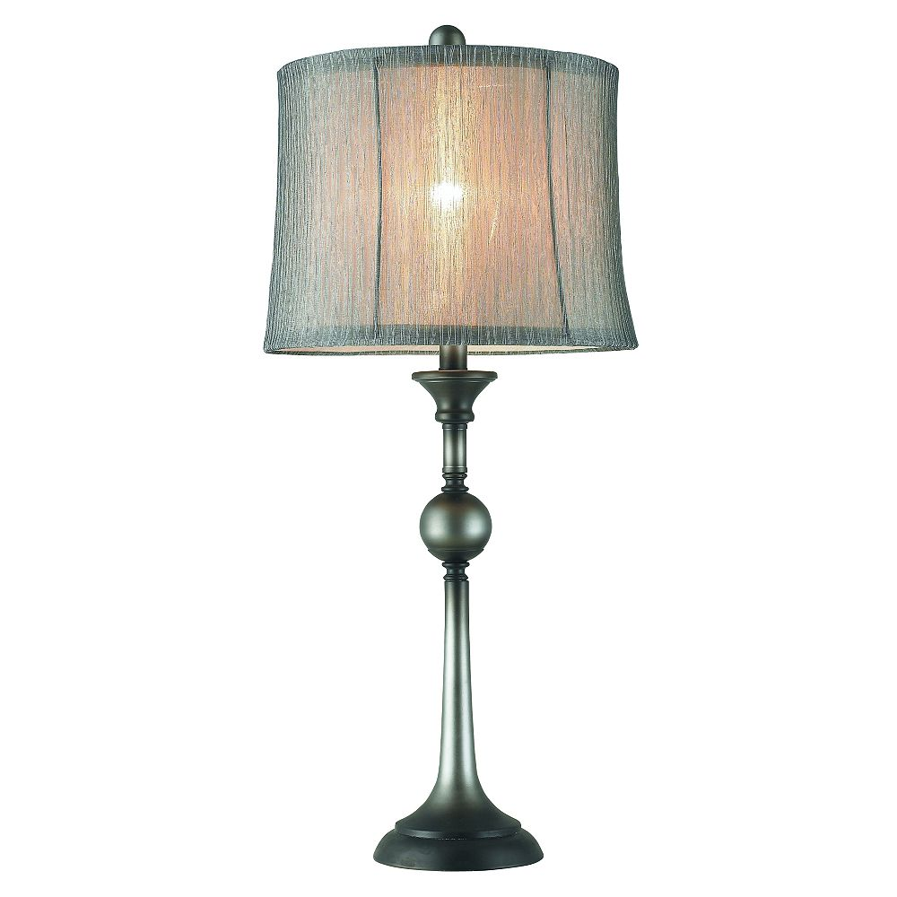 GEN-Lite Canterbury Metal Table Lamp - 27.5 Inch
