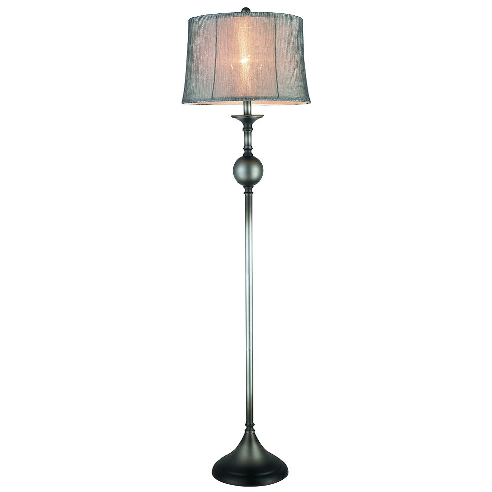GEN-Lite Canterbury Metal Floor Lamp - 60 Inch