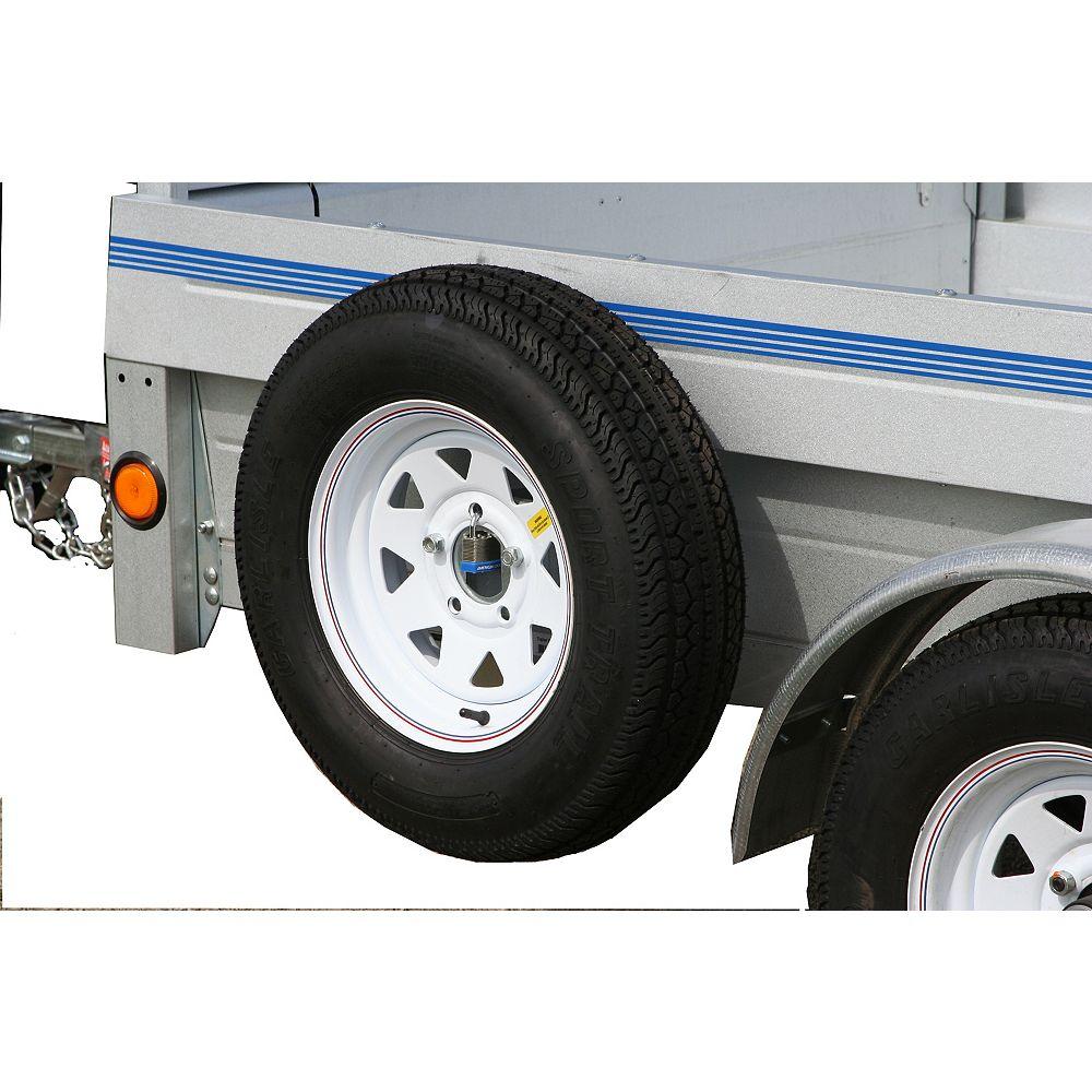 Linamar Spare Tire Mounting Bracket