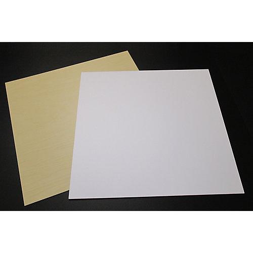 White Panel(16) 22.5 Inch X 22.5 Inch