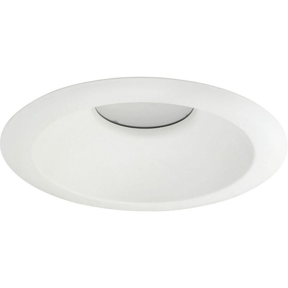 Progress Lighting Progress LED White 3500K 6 In. Recessed Trim