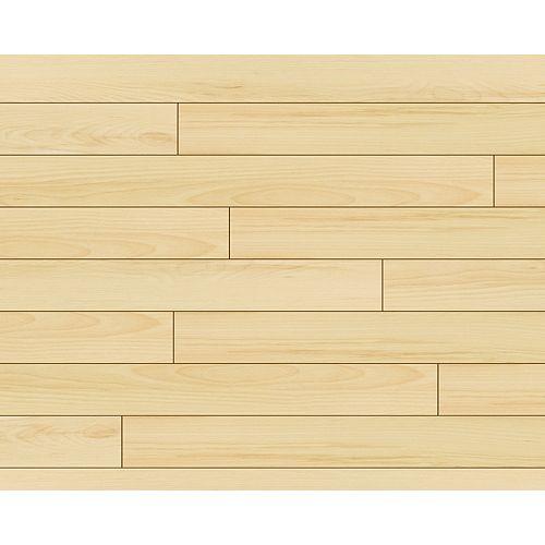 Oakley Maple Laminate Flooring (17.63 sq. ft. / case)