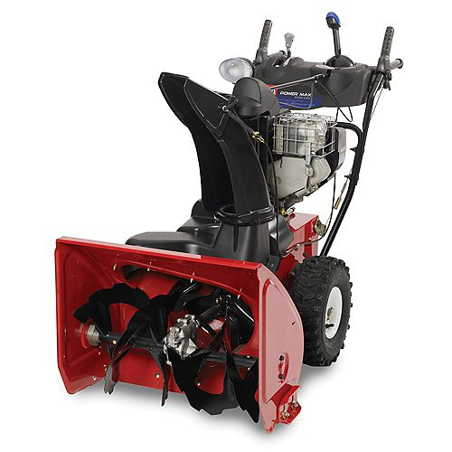 Powermax 1128 OXE Two-Stage Electric Snowblower with 28-Inch Clearing Width