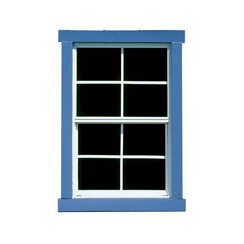 22 1/4-inch x 29 3/4-inch Square Window