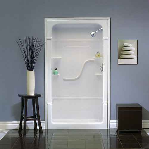 Madison 48-Inch 1-Piece Acrylic Shower Stall