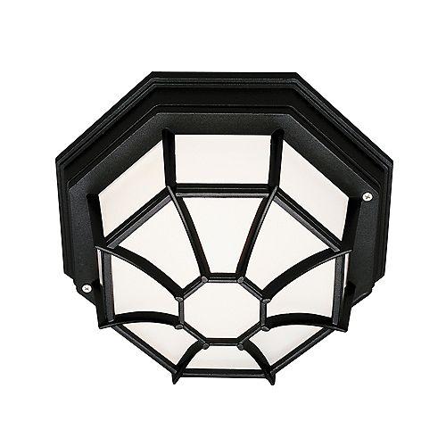 Bel Air Lighting Black Web 11 inch Ceiling Light