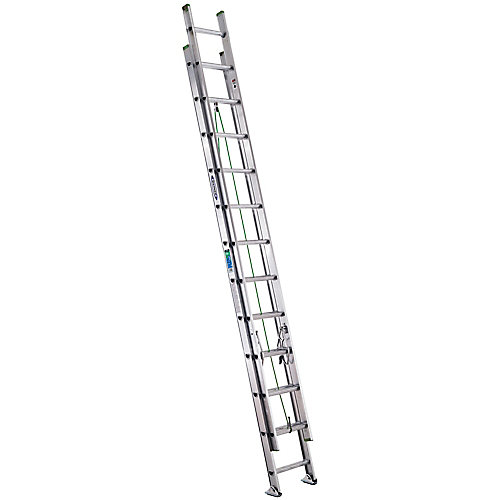 Aluminum Extension Ladder Grade 2 (225 lb. Load Capacity) - 24 Feet