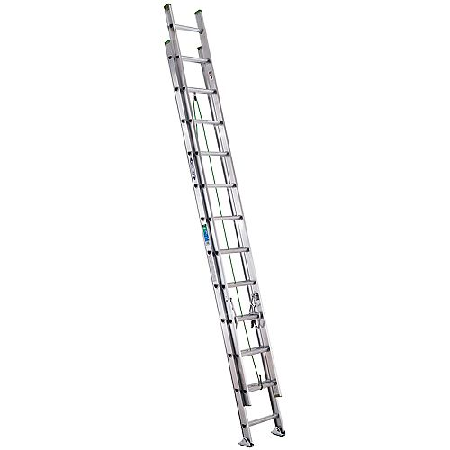 Aluminum Extension Ladder Grade 2 (225 lb. Load Capacity) - 24 Feet