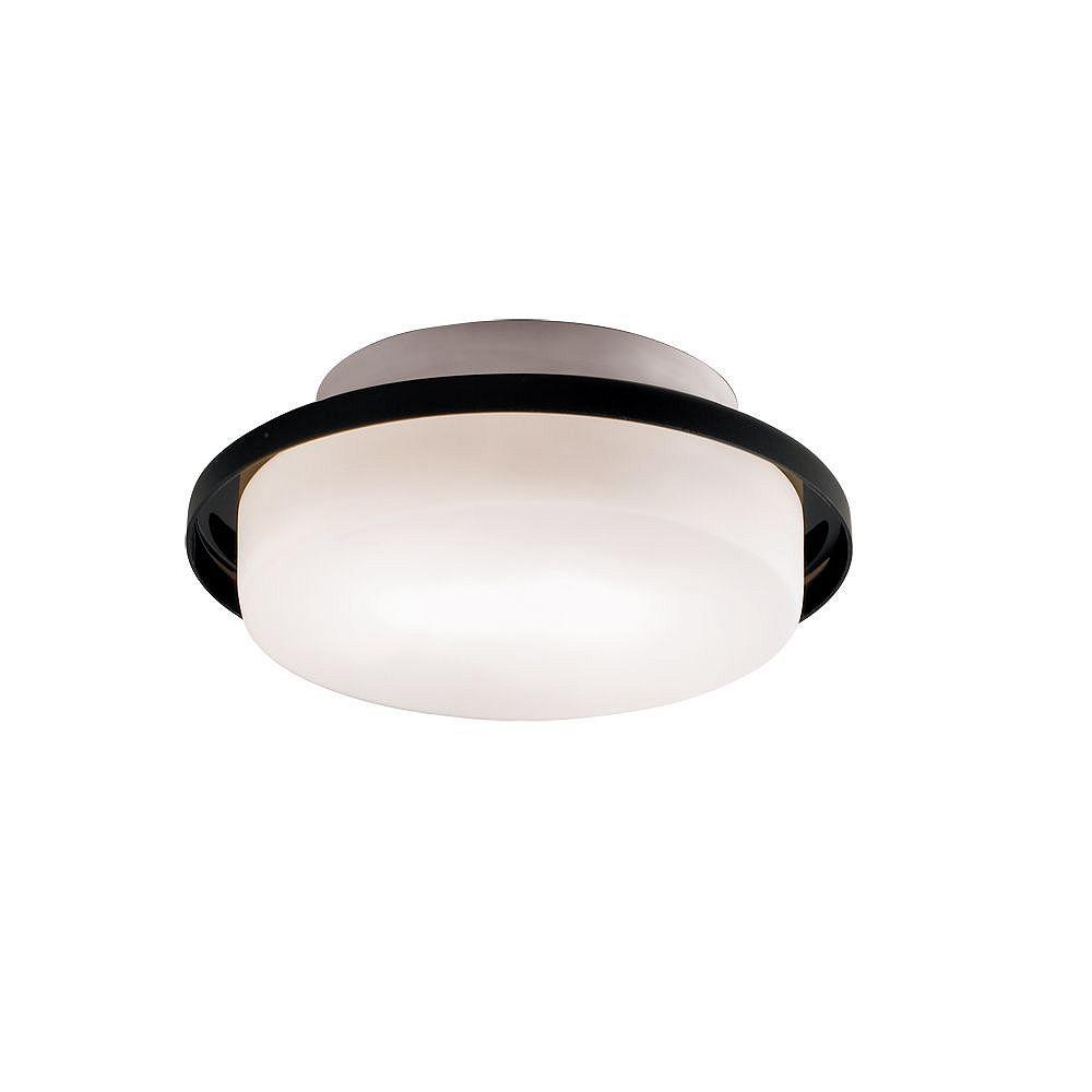 Eurofase Plafonnier à 1 Lumière, Collection Logen