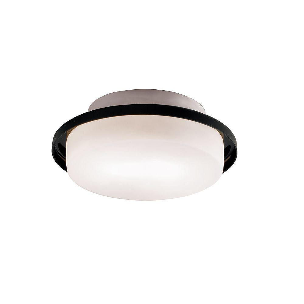Eurofase Plafonnier à 2 Lumières, Collection Logen