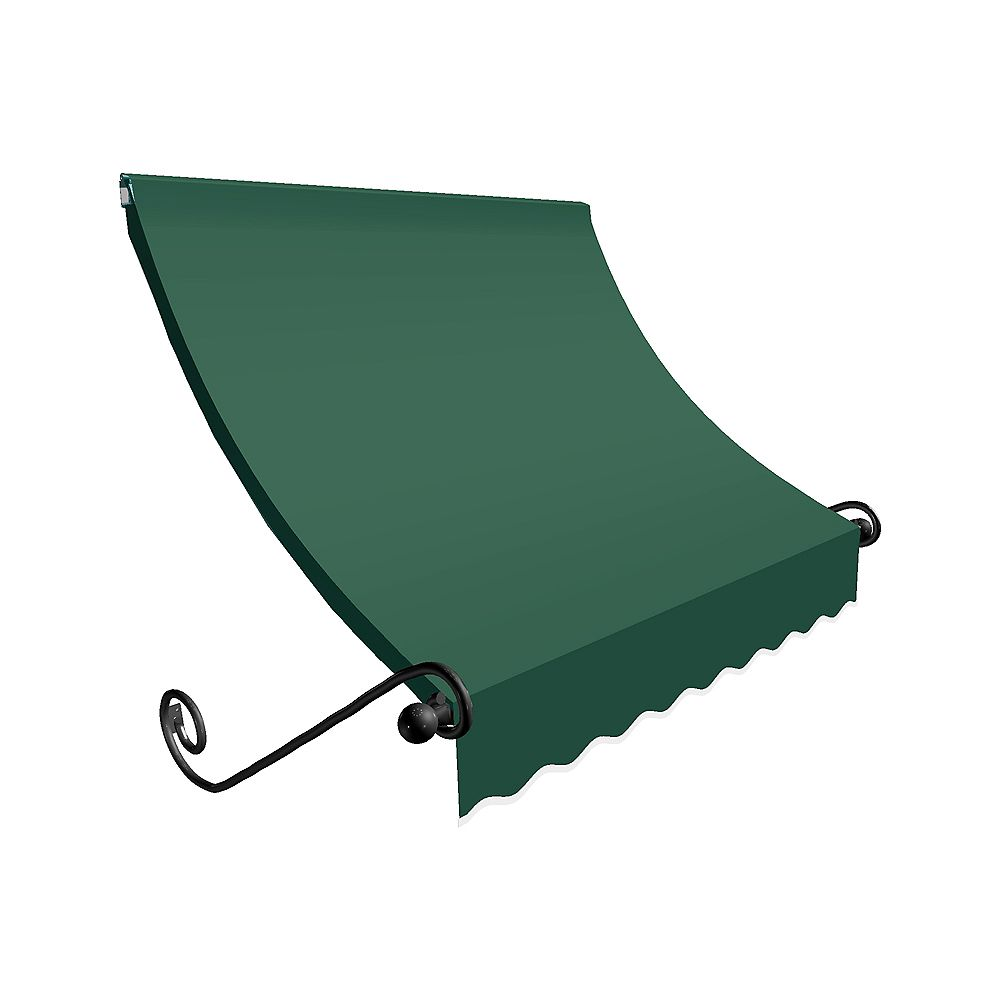 Beauty-Mark Montreal 3 ft. Window / Entry Awning (24-inch ...