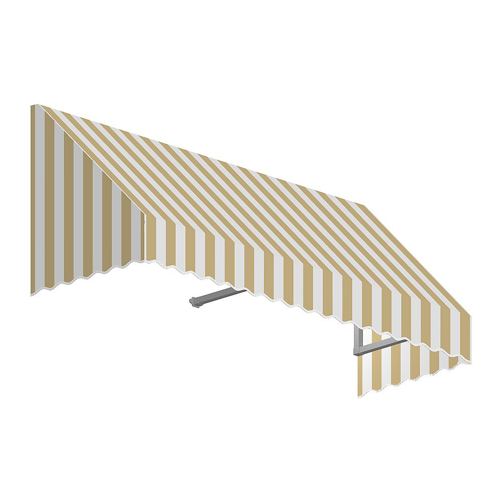 Beauty-Mark Ottawa 5 ft. Window / Entry Awning (24-inch ...