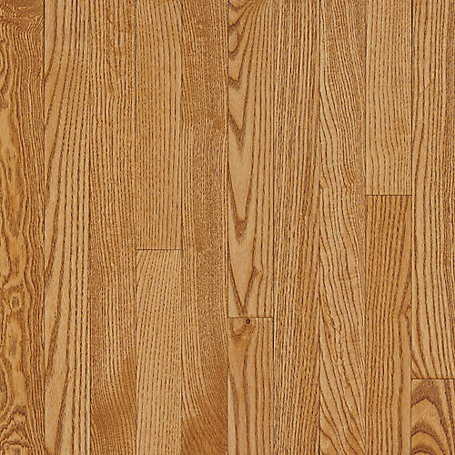 AO Oak Spice Tan 5/16-inch Thick x 2 1/4-inch W Hardwood Flooring (40 sq. ft. / case)