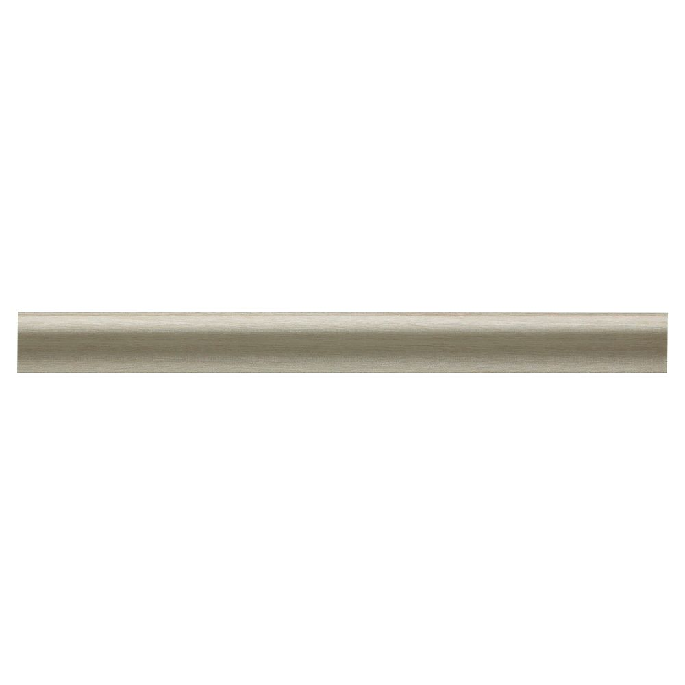 Ornamental Mouldings White Hardwood Colonial Panel Moulding - 7/16 x 3/4 x 96 inch