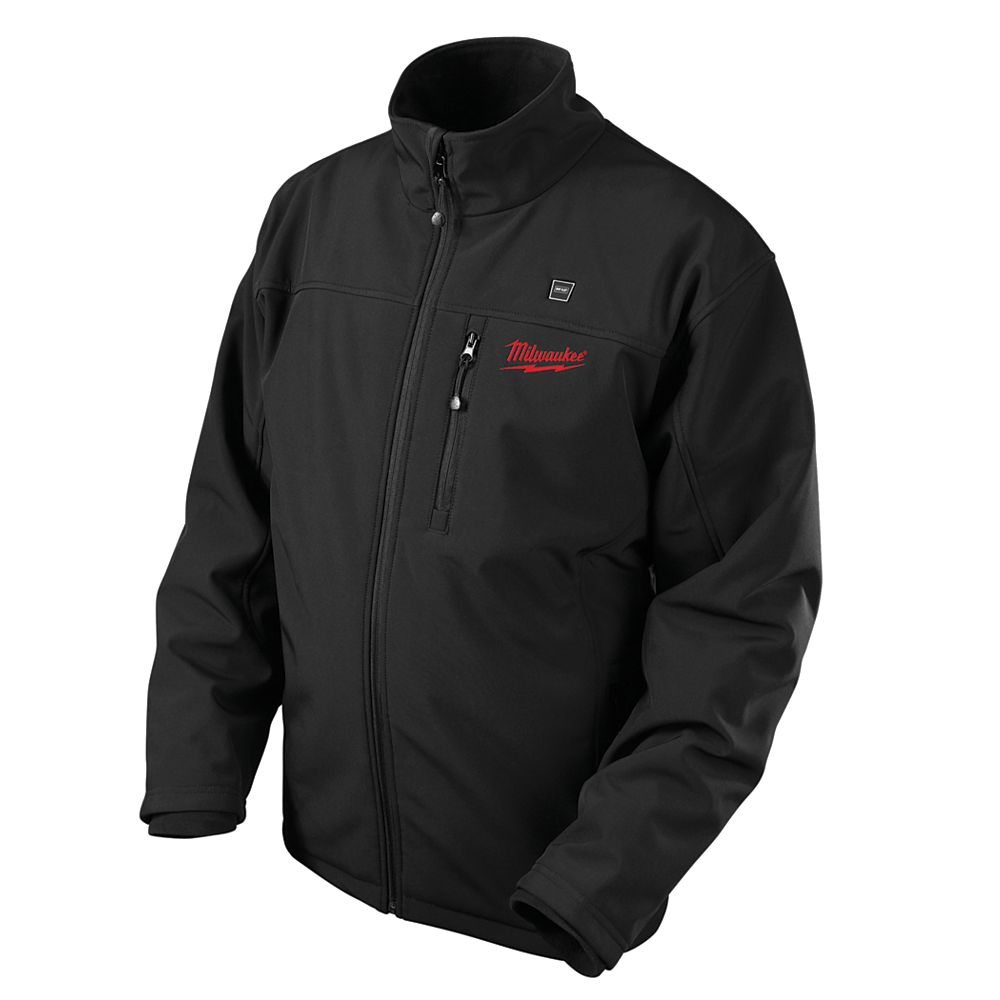 Milwaukee Tool M12 Cordless Heated Jacket Black - Medium