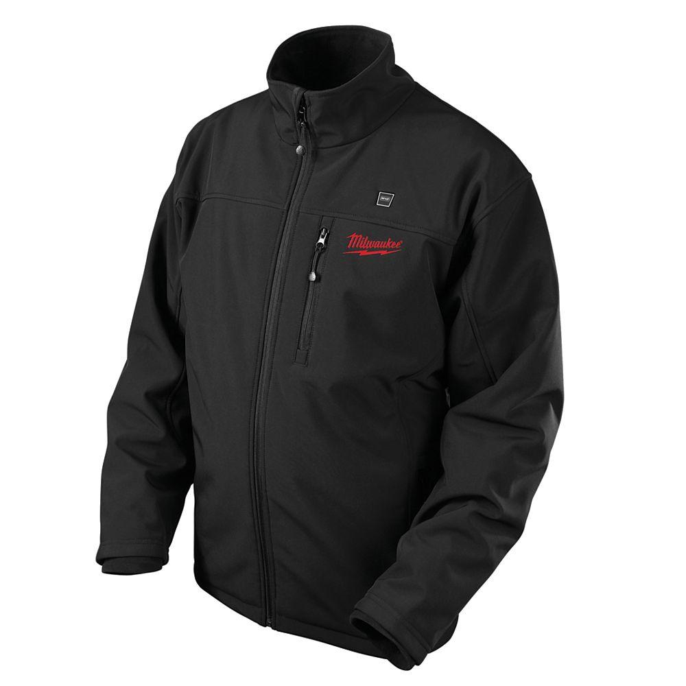 Milwaukee Tool M12 Black Heated Jacket - Large