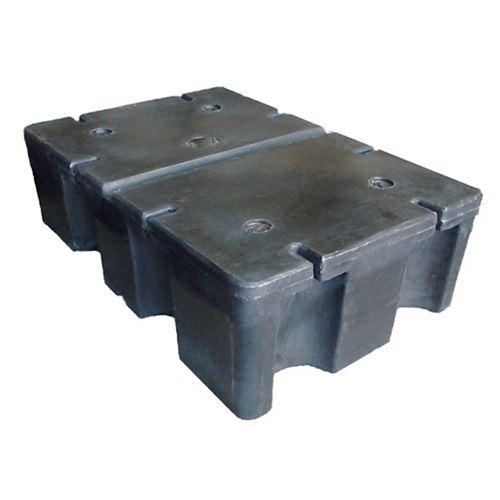 E-310 24-inch x 36-inch x 12-inch Foam Filled Dock Float