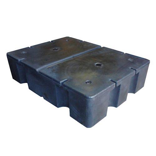 Multinautic E-610 36-inch x 48-inch x 12-inch Foam Filled Dock Float