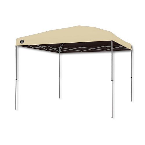 10 ft. x 10 ft. Canopy in Khaki