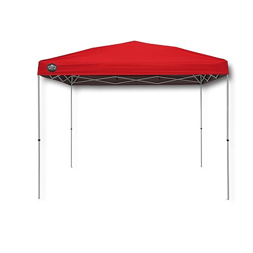 100 sq. ft. Canopy in Red