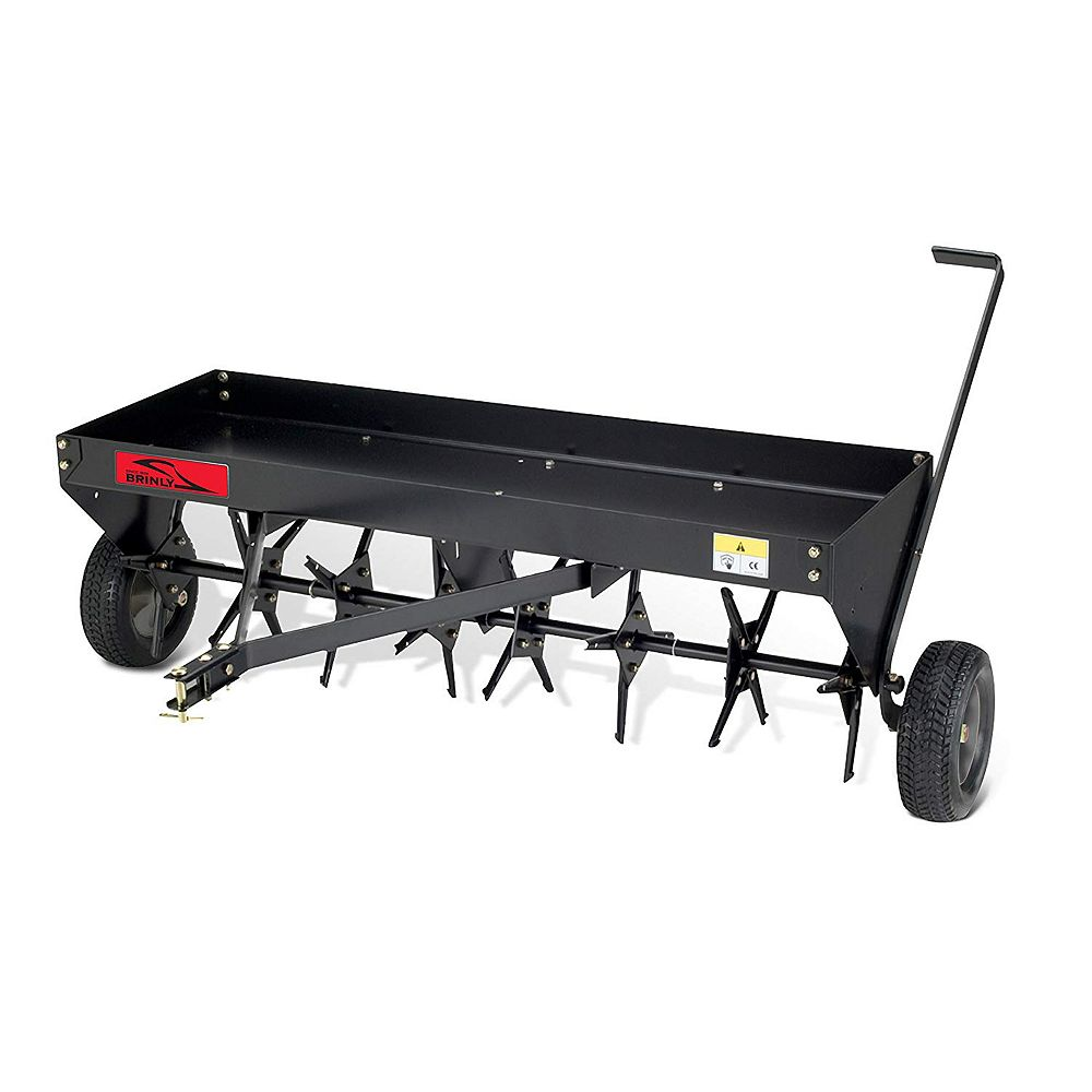 Brinly-Hardy 48 inches Tow-Behind Plug Aerator