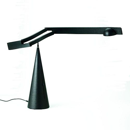 Lampe de Table à 1 Lumière, Collection Vibur