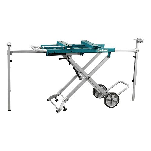Slide Mitre saw Stand