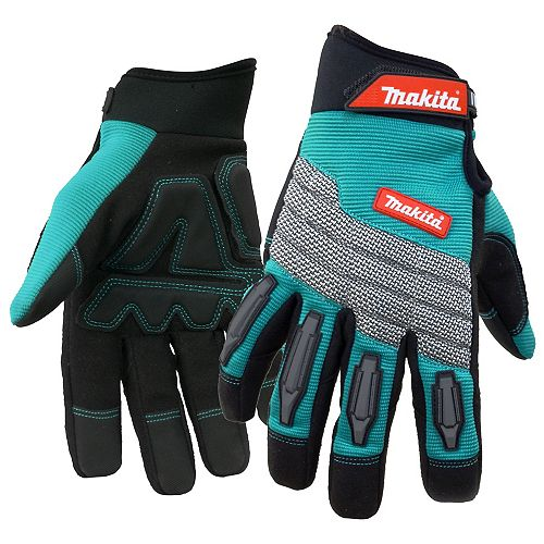 DEMOLITION Series Professional Work Gloves, XL
