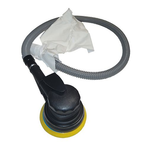1005 Composite Orbital Air Sander with 5 Inch Pad