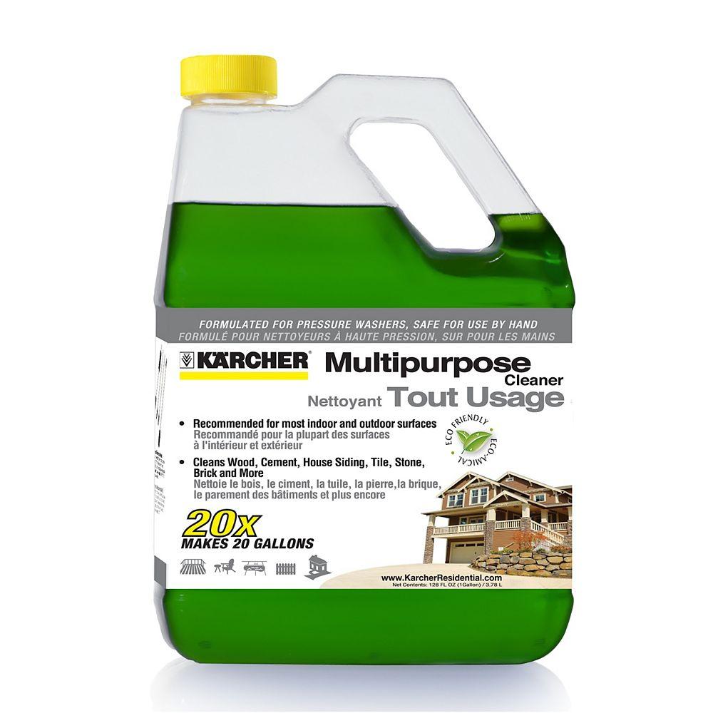 Karcher All Purpose Detergent - 1 Gallon